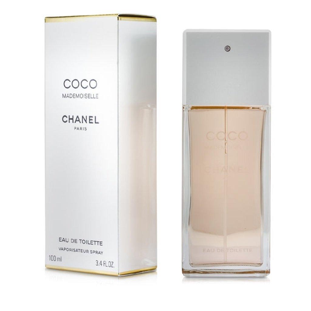 Женская парфюмерная вода Chanel: Chanel Coco Mademoiselle Туалетная вода edt ж 50 ml в Элит-парфюм