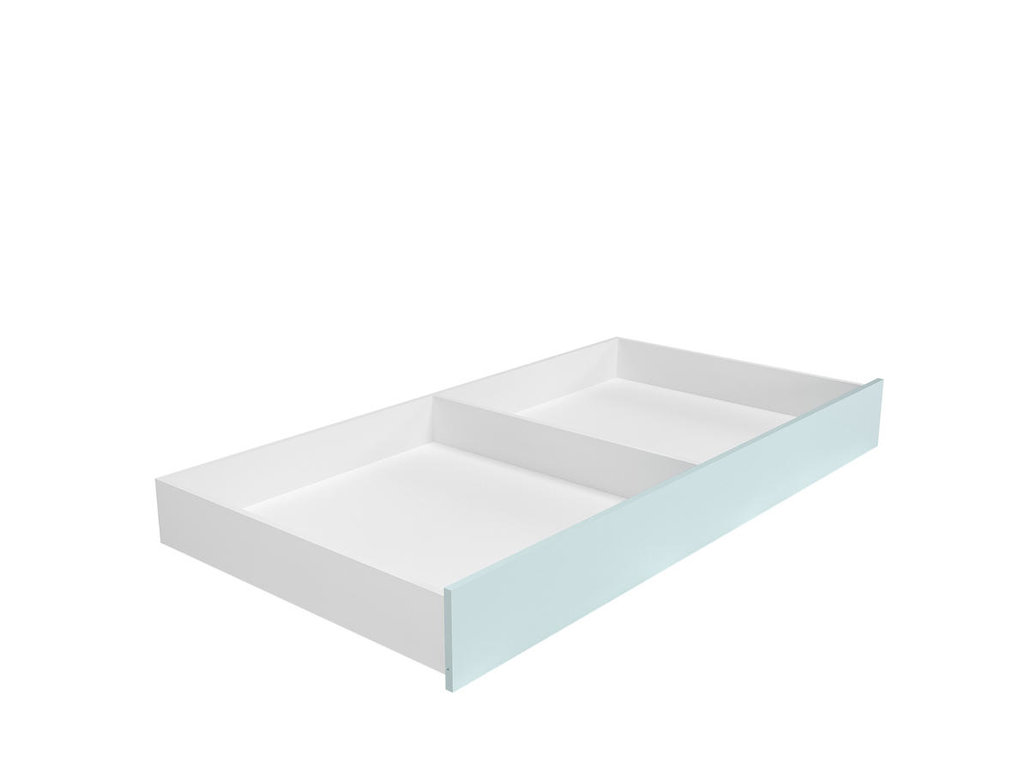 Детская мебель: Ящик для кровати 1600 х 800 Лилу в Стильная мебель
