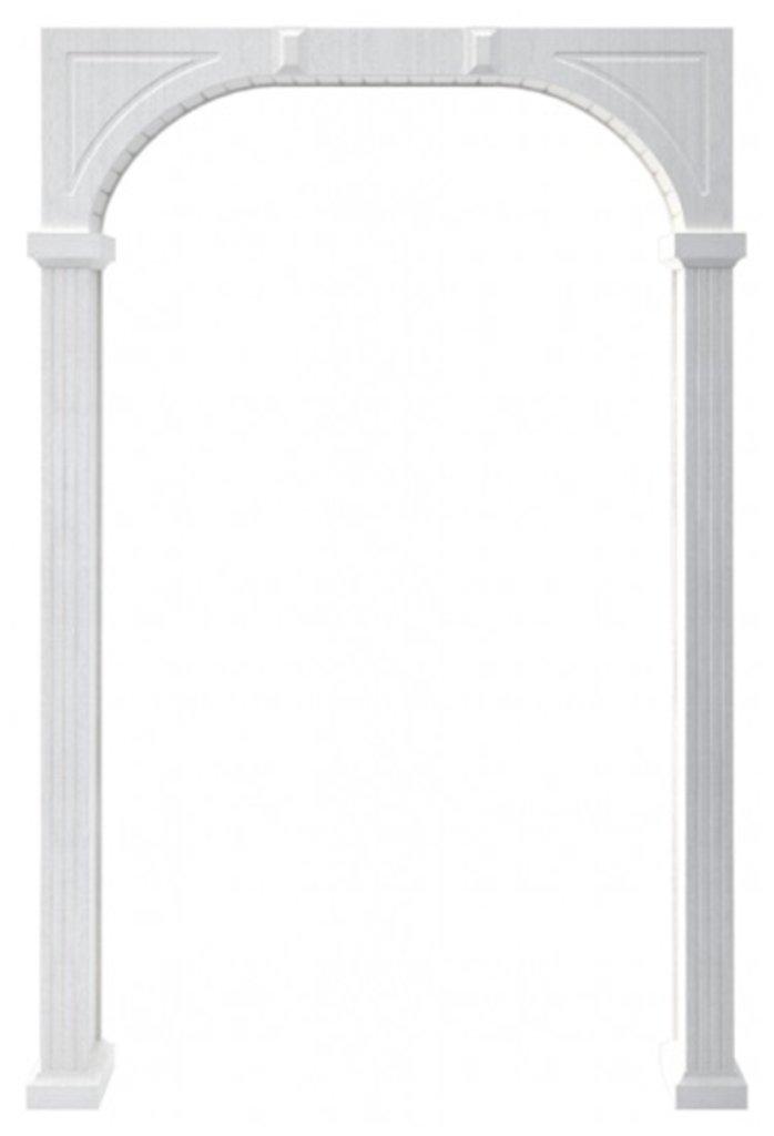 Межкомнатные арки: Межкомнатная арка КЛАССИК в Двери в Тюмени, межкомнатные двери, входные двери