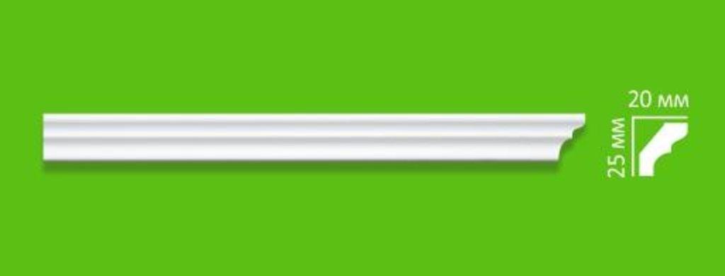 Плинтуса потолочные: Плинтус потолочный Decoline B в Мир Потолков
