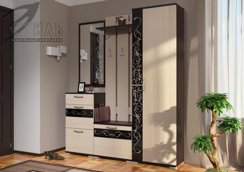 Мебель для прихожей Юнона-2: Шкаф ШК-01 (Юнона-2) в Диван Плюс