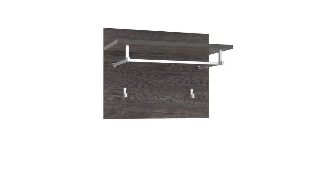 Мебель для прихожих, общее: Вешалка VIRGINIA НМ 013.18  Ясень анкор темный в Стильная мебель