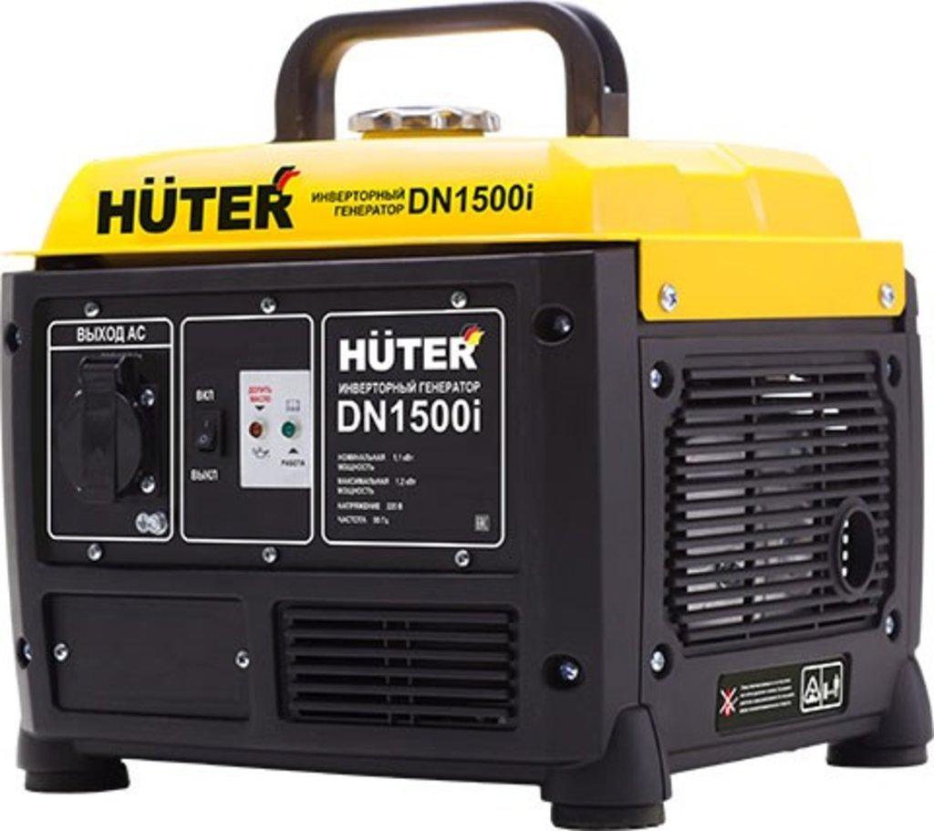 Инверторные: Инверторный генератор HUTER DN1500i в РоторСервис, сервисный центр, ИП Ермолаев Д. И.