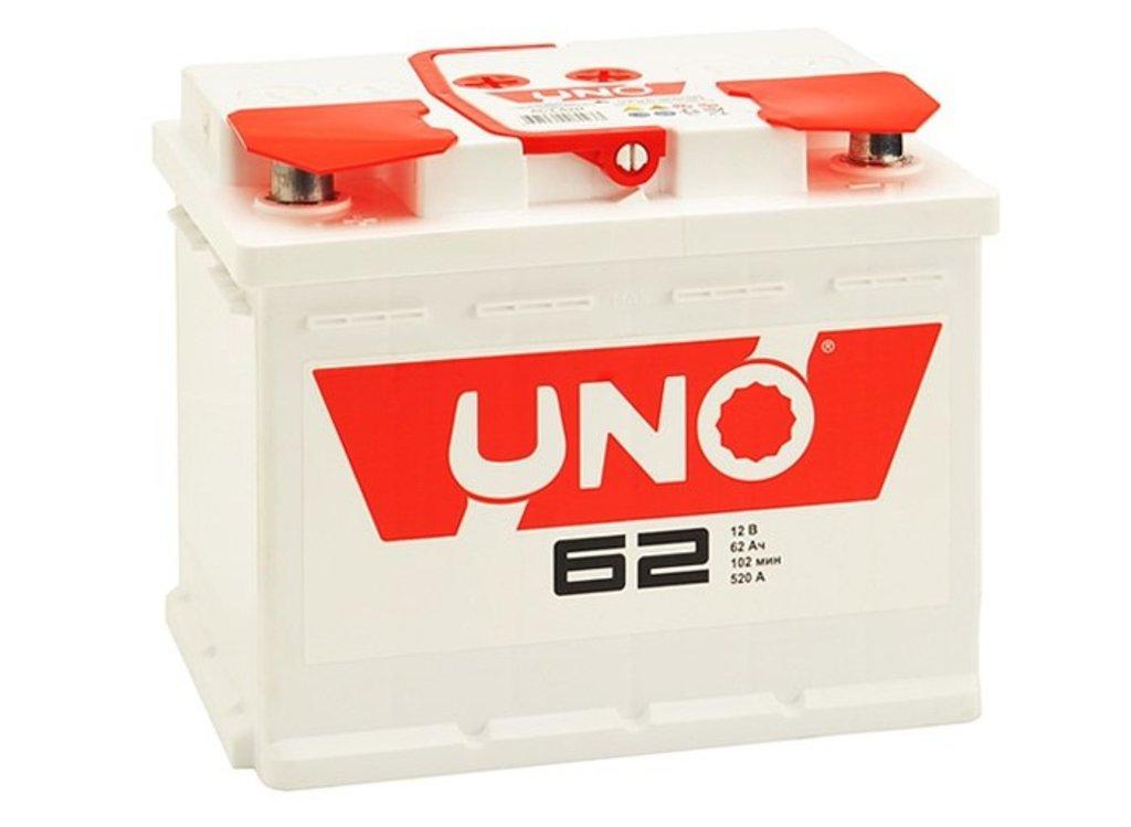 UNO: UNO 6СТ-62 в БазаАКБ