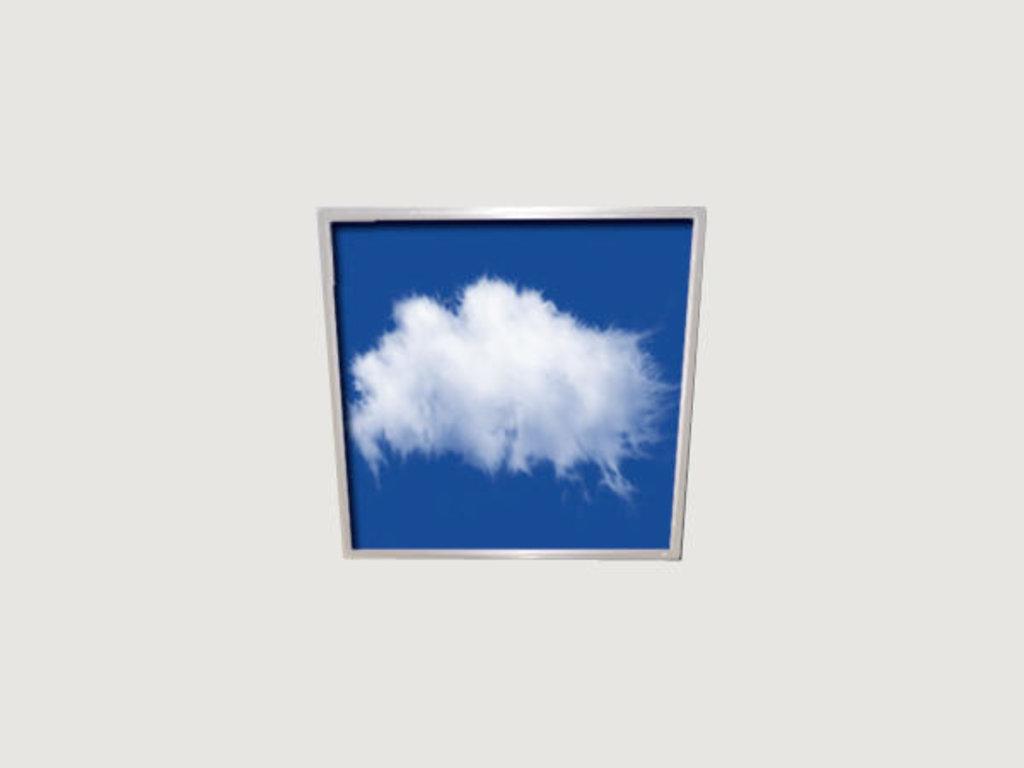 Витражные (стеклянные) потолки: Серия «Универ-Небо» в Мир Потолков