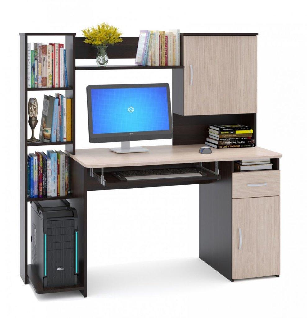 Изготовление мебели: Стол компьютерный в Мебельстройсервис плюс, ООО