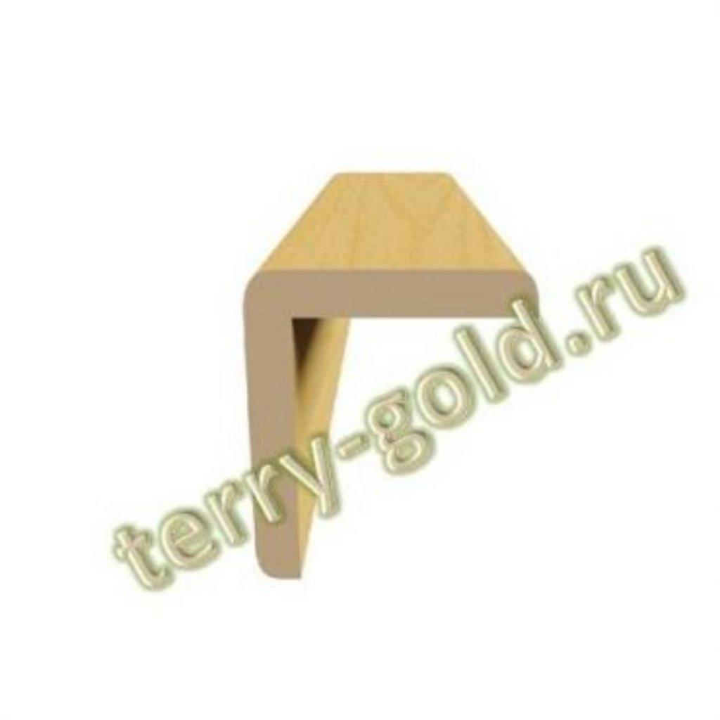 Погонаж: Уголки в Terry-Gold (Терри-Голд), погонажные изделия