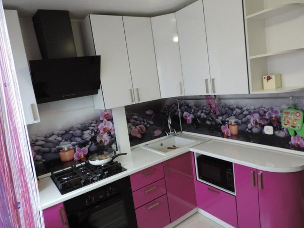 Кухни: Кухня 1 в Квадра Мебель