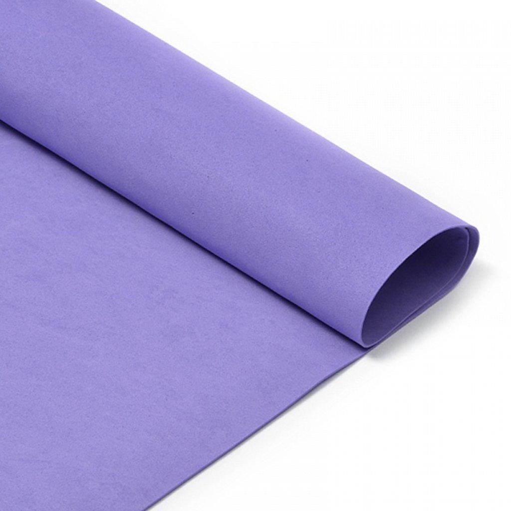 Фоамиран: Фоамиран 1мм 50*50см фиолетовый, 1 лист в Шедевр, художественный салон