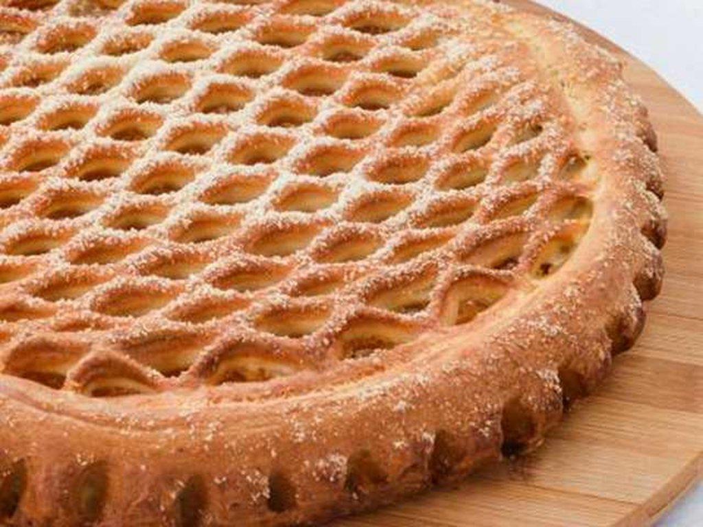 Сладкие: Пирог с курагой в Провиант