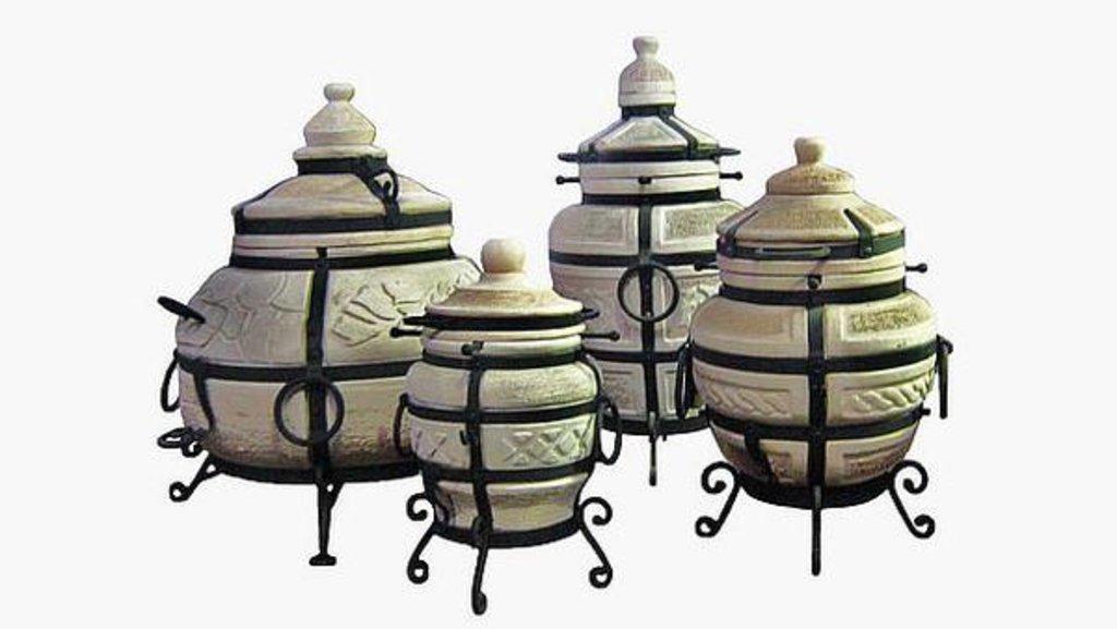 Печи, камины, топки: Печь для приготовления пищи ТАНДЫР в ассортименте в Салон каминов Октава