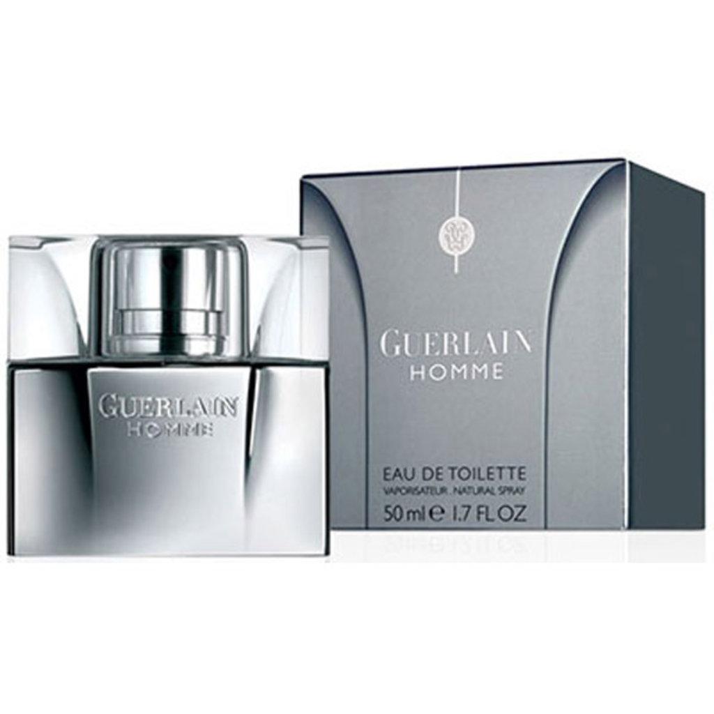 Guerlain: Guerlain Homme edt м 30   50   80   100 ml ТЕСТЕР в Элит-парфюм