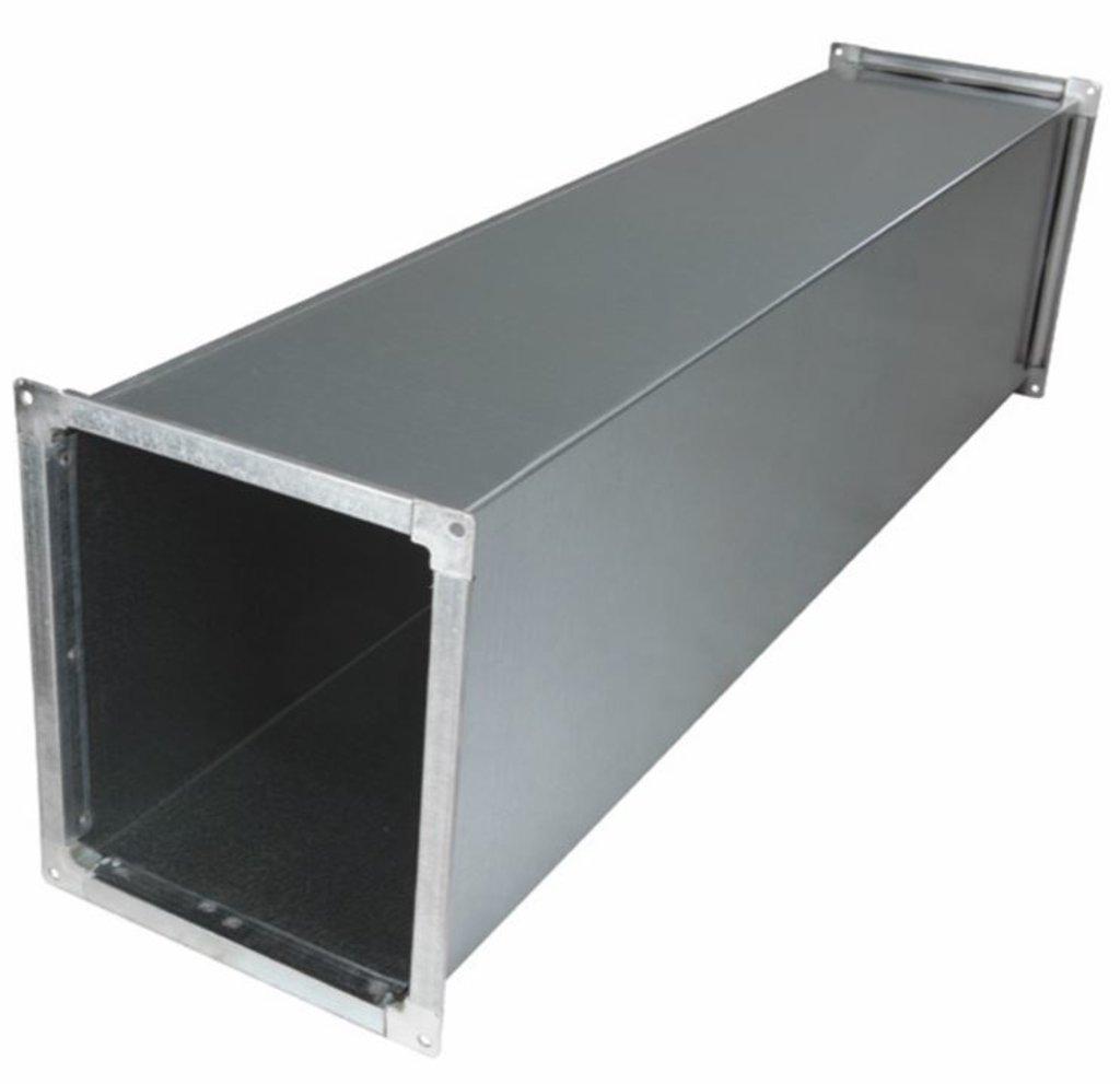Система вентиляции: Воздуховод прямоугольный из оцинкованной стали в Теплолюкс-К, инженерная компания