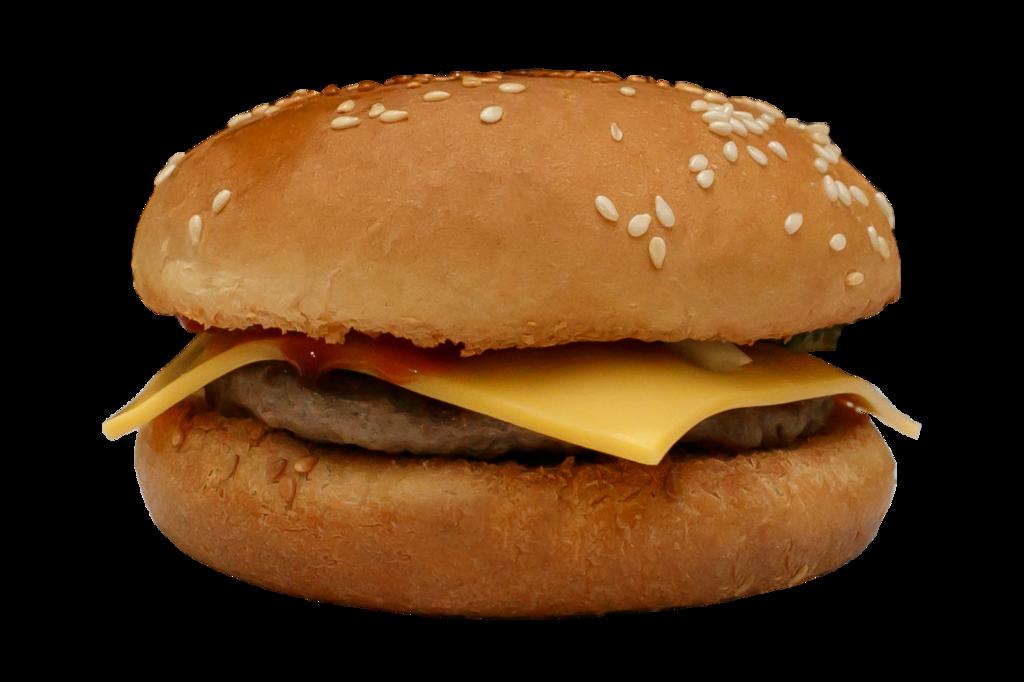 Бургеры: Чизбургер в Cofi