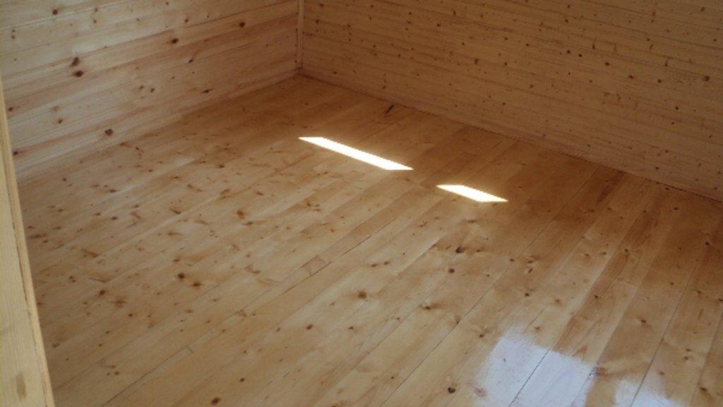 Полы-потолок: Чистовой пол в А-Строй