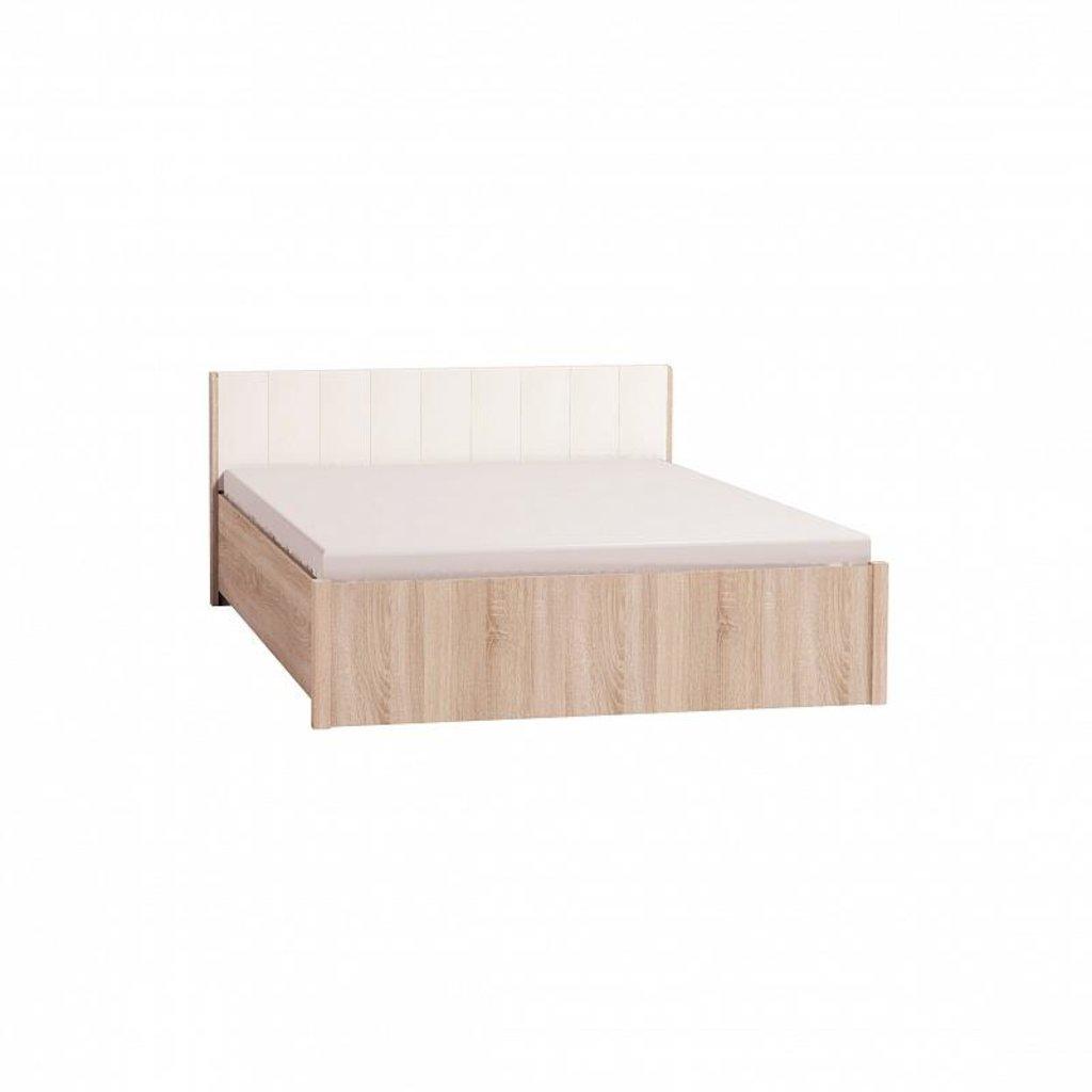 Кровати: Кровать BERLIN 32 (1600, орт. осн. дерево) в Стильная мебель