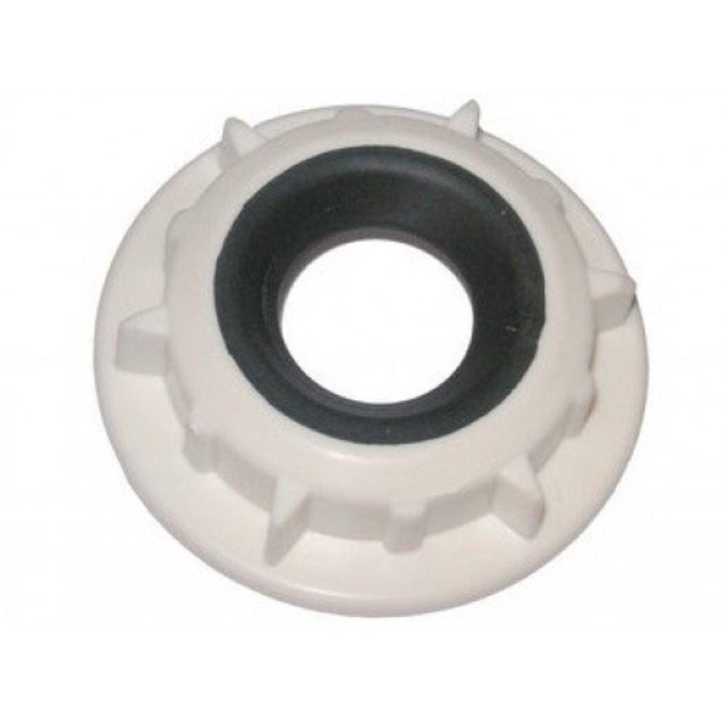 Запчасти для посудомоечных машин: Установочное кольцо (гайка) трубки верхнего импеллера для посудомоечных машин Вирпул (Whirlpool), Ардо (Ardo), Крона (Krona), АРИСТОН (ARISTON), ИНДЕЗИТ (INDESIT), C00144315,C00054862, 144315, 54862 в АНС ПРОЕКТ, ООО, Сервисный центр
