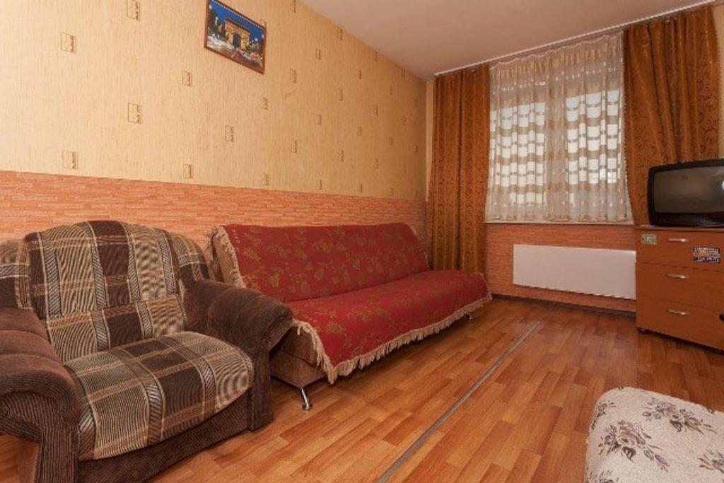 Однокомнатные квартиры: Однокомнатная квартира улица Молокова, 12 (Б) в Эдем