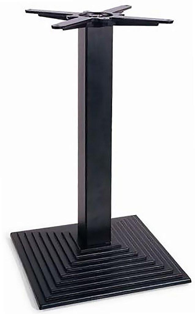 Подстолья для столов.: Подстолье 1223ЕМ (чёрный) в АРТ-МЕБЕЛЬ НН