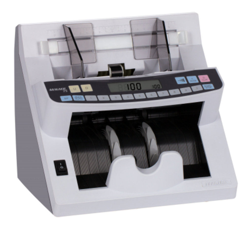 Счетчики банкнот: Magner 75 cерия счетчиков банкнот в Рост-Касс