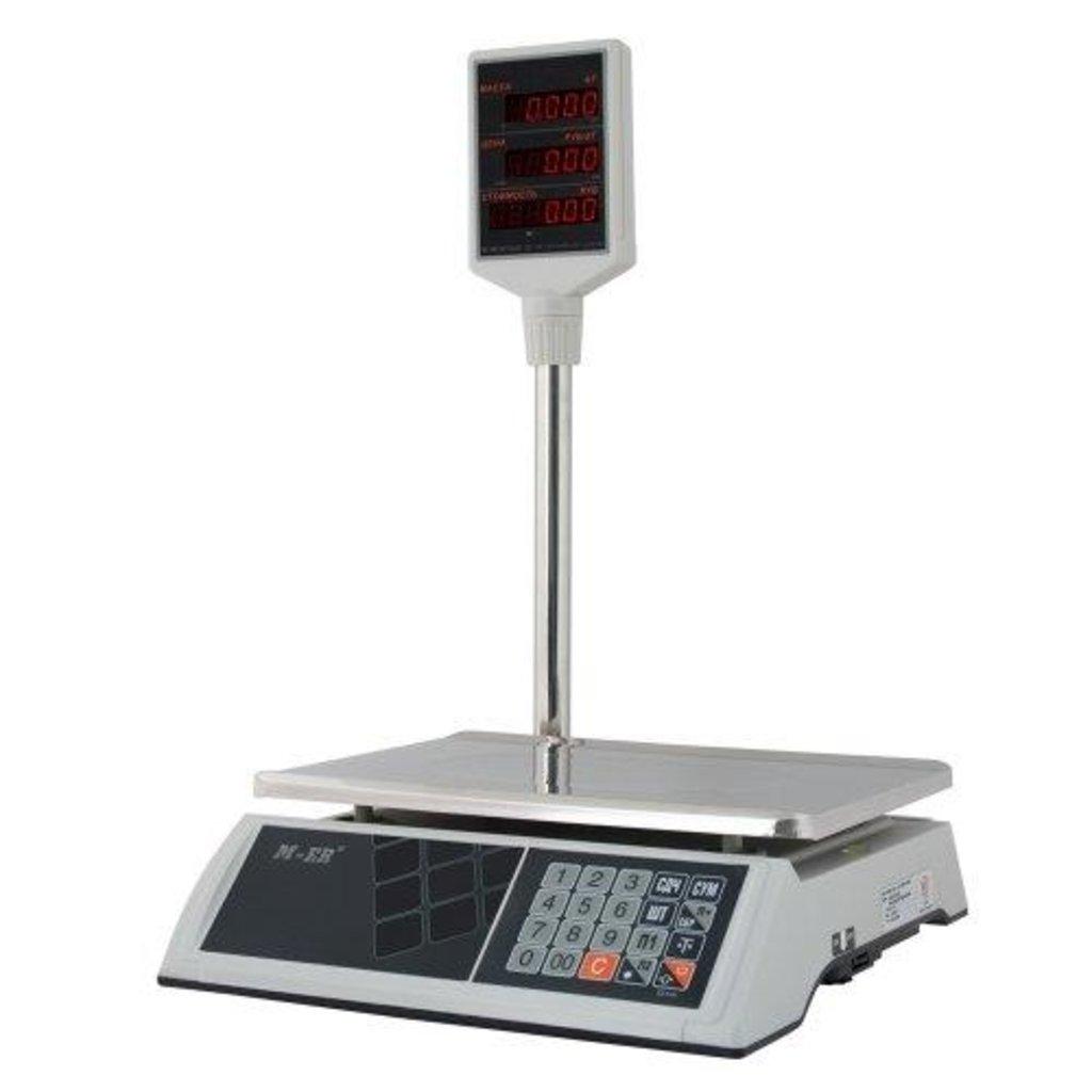Настольные весы: M-ER 327-15.2 PLED настольные весы в Рост-Касс