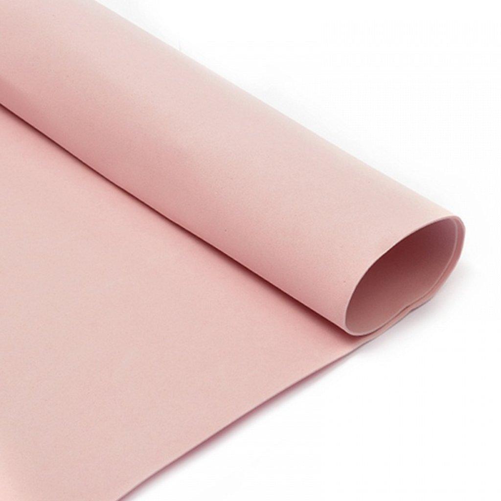 Фоамиран: Фоамиран 1мм 50*50см розовый, 1 лист в Шедевр, художественный салон