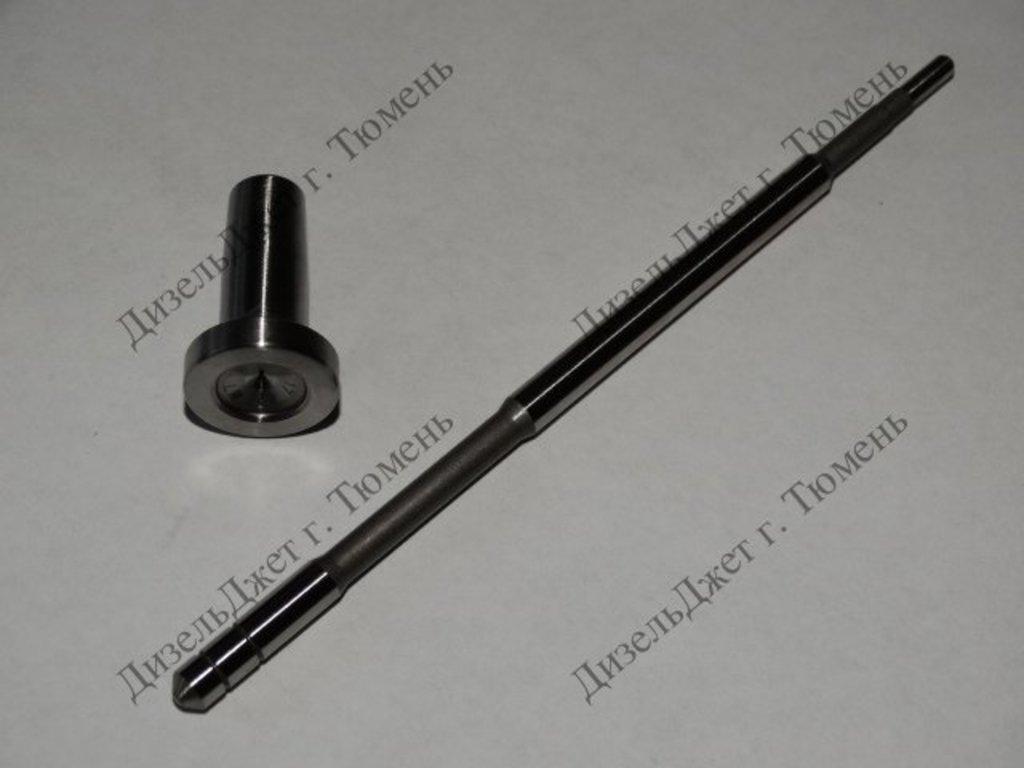 Клапана мультипликаторы с штоком для форсунок BOSCH: Клапан мультипликатор со штоком F00RJ01428 MITSUBISHI Подходит для ремонта форсунок BOSCH: 0445120048, 0445120049. в ДизельДжет