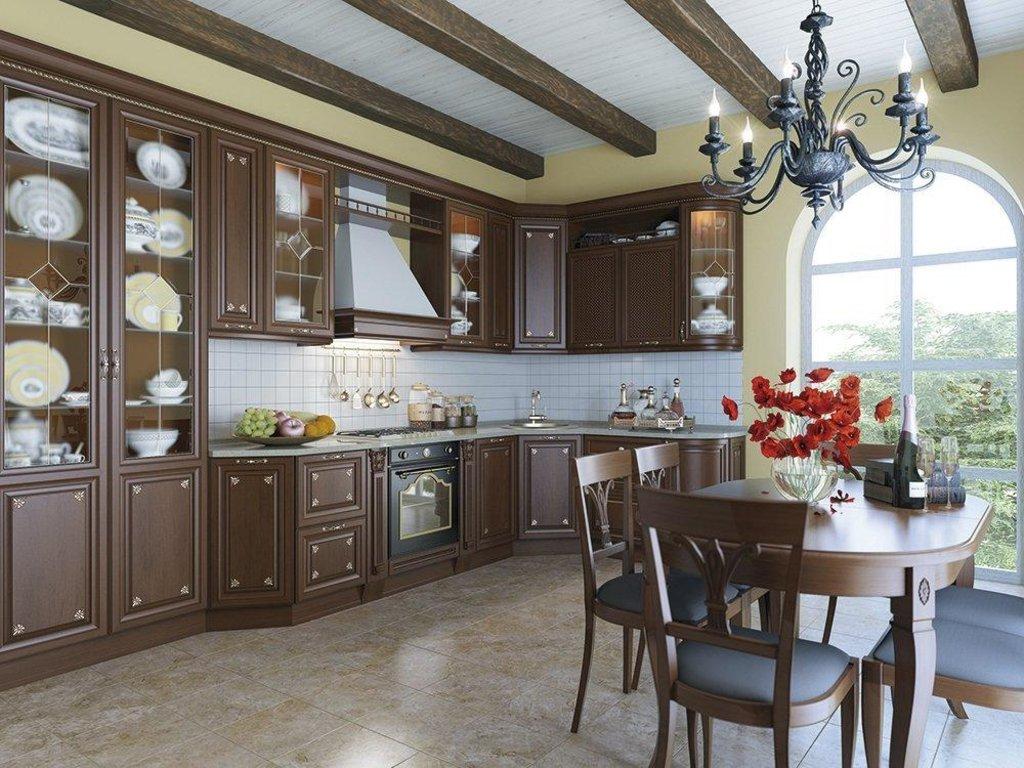 Кухни: Кухня Грация в Модный интерьер