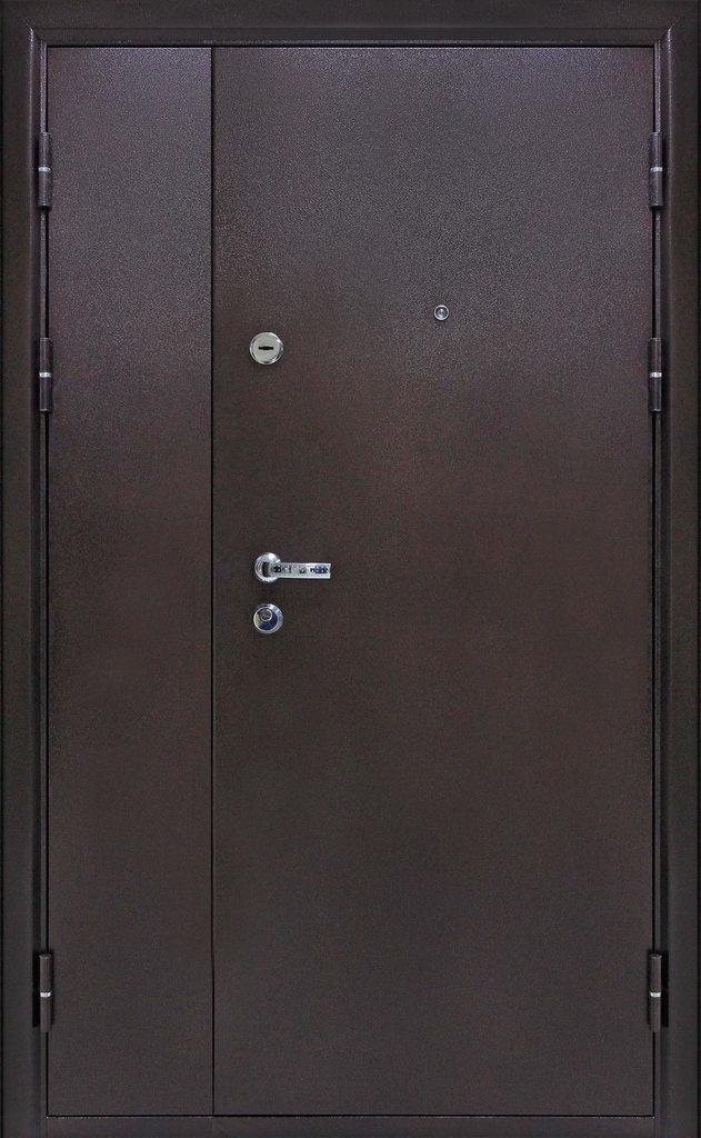 Входные (строй)двери до 70мм: Входная дверь  Йошкар метал-метал 1200мм в Пластиковые окна в Сургуте STEKLOMASTER