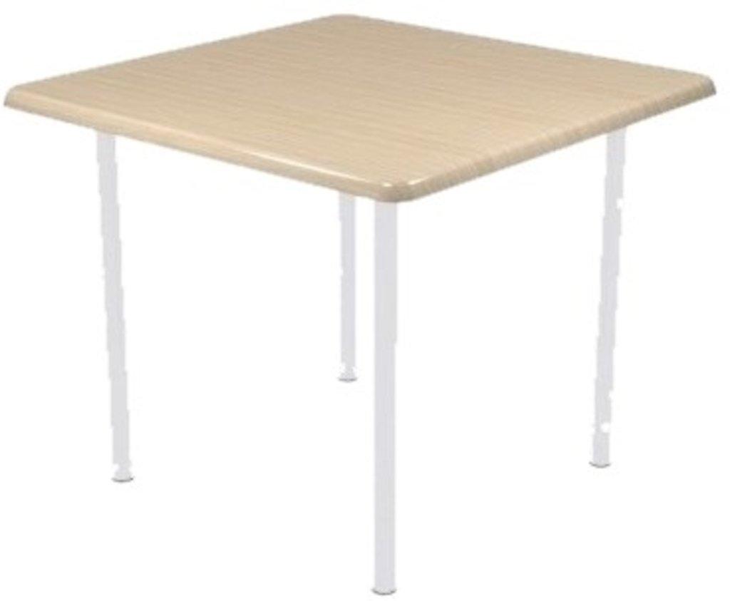 Столы для ресторана, бара, кафе, столовых.: Стол квадрат 78х78, подстолья № 8 серая в АРТ-МЕБЕЛЬ НН