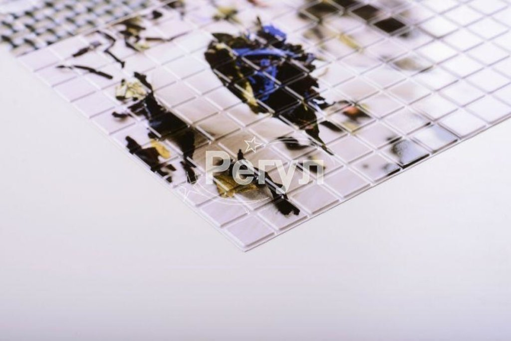 Панели ПВХ: Мозаика Чайная церемония в Мир Потолков