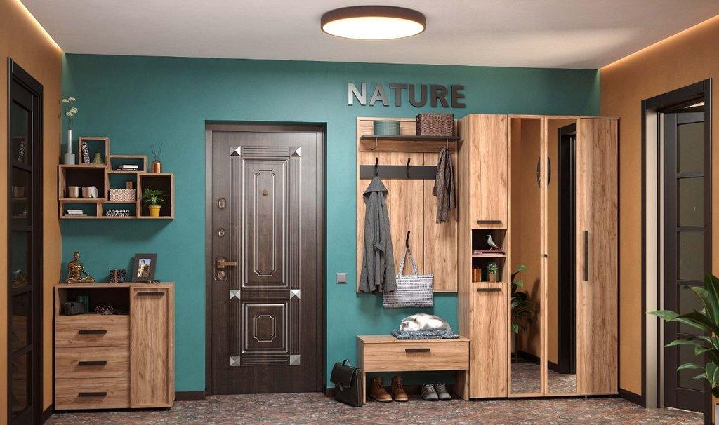 Книжные шкафы и полки: Полки Nature 72 в Стильная мебель