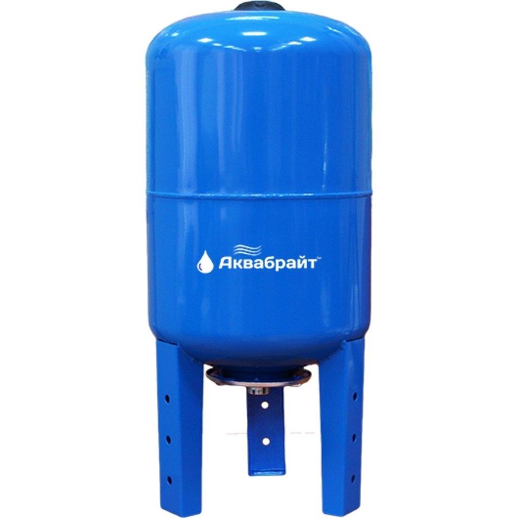 Гидроаккумуляторы: Гидроаккумулятор АКВАБРАЙТ  ГМ-100В в РоторСервис, сервисный центр, ИП Ермолаев Д. И.