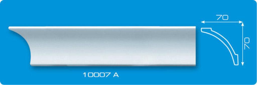 Плинтуса потолочные: Плинтус потолочный ЛАГОМ 10007 А экструзионный длина 2м в Мир Потолков