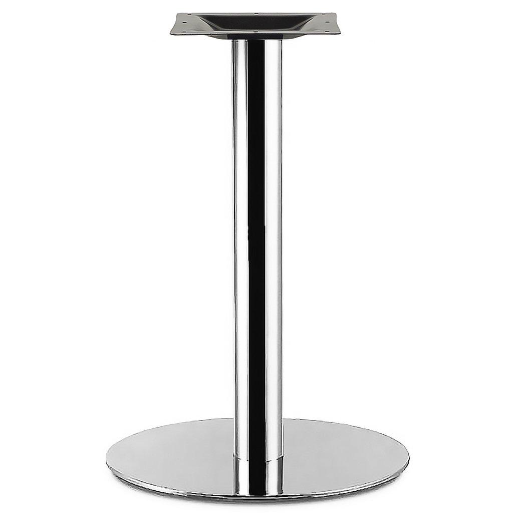 Подстолья для столов.: Подстолье 1061ЕМ (хром) в АРТ-МЕБЕЛЬ НН