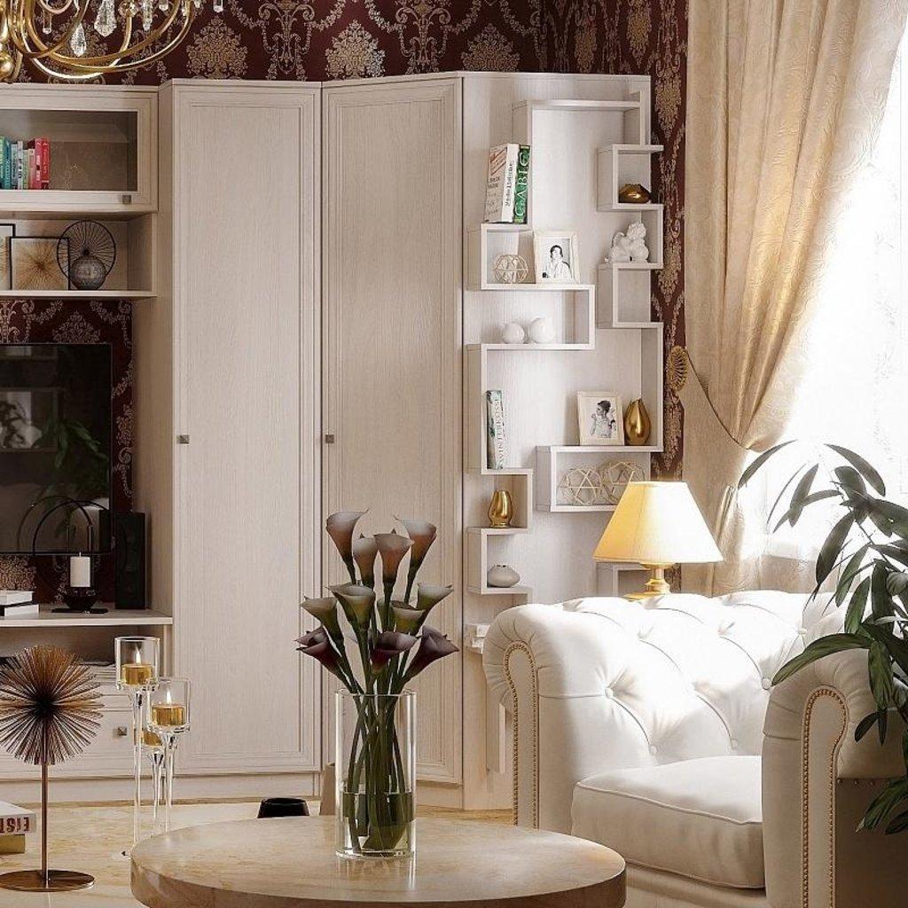 Шкафы, общие: Шкаф угловой Paola 10 в Стильная мебель