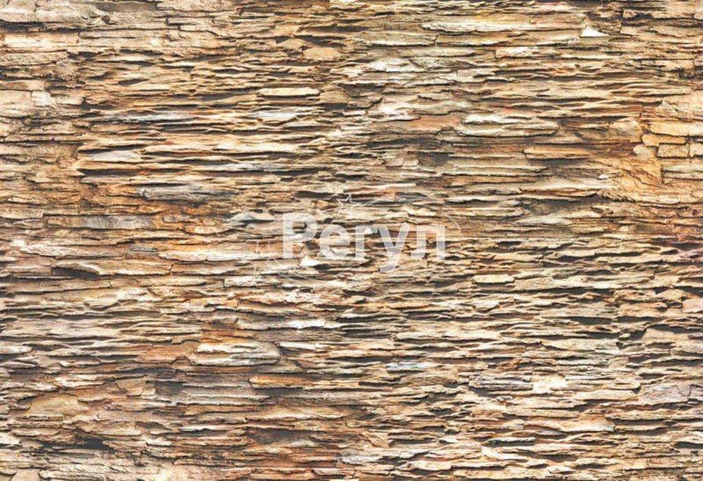 Панели ПВХ: Камень Плоский коричневый в Мир Потолков