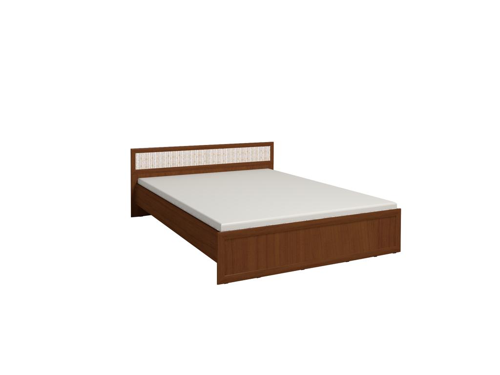 Кровати: Кровать Милана 5 (1800, орт. осн. дерево) в Стильная мебель