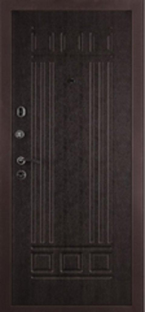 Входные двери (улица) термо: Входная дверь  с Терморазрывом в Пластиковые окна в Сургуте STEKLOMASTER