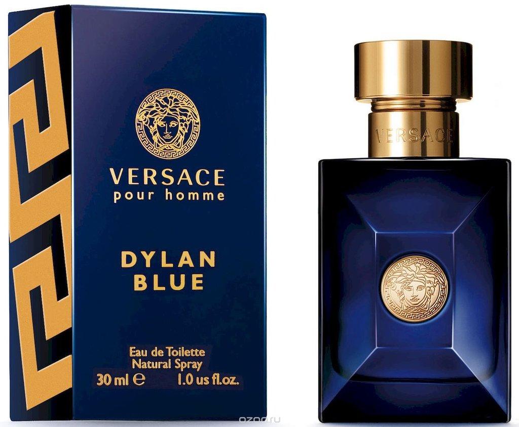 Versace: Versace Dylan Blue Туалетная вода edt м 30   50   100 ml в Элит-парфюм