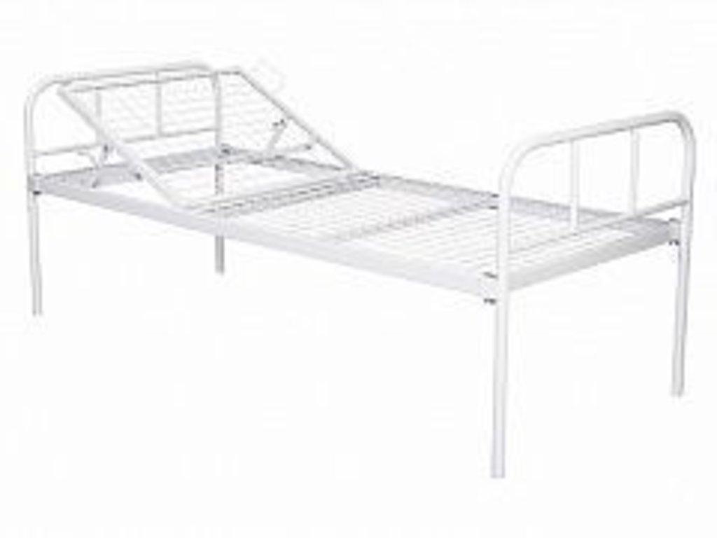 Медицинские кровати: Кровать КМ-01 в Техномед, ООО