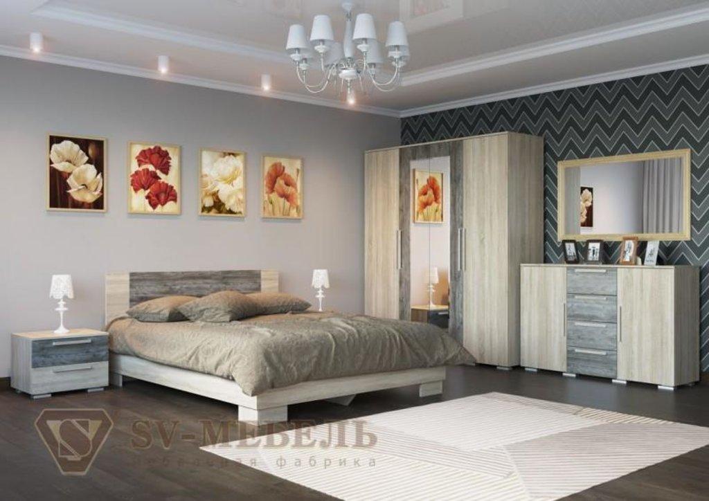 Мебель для спальни Лагуна-2: Тумба прикроватная Лагуна-2 в Диван Плюс