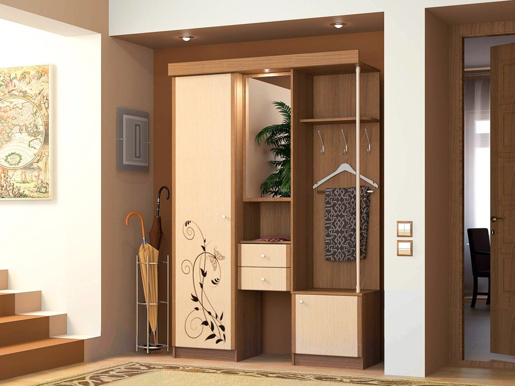 Изготовление мебели: Прихожая в Мебельстройсервис плюс, ООО