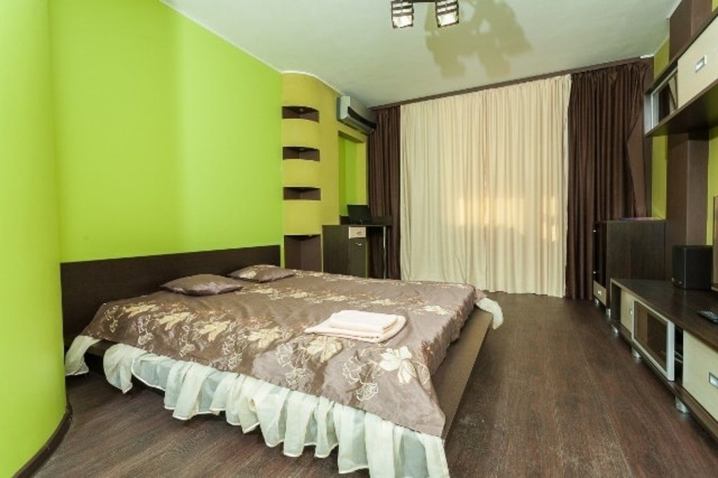 Однокомнатные квартиры: Однокомнатная квартира улица Алексеева, 17 в Эдем