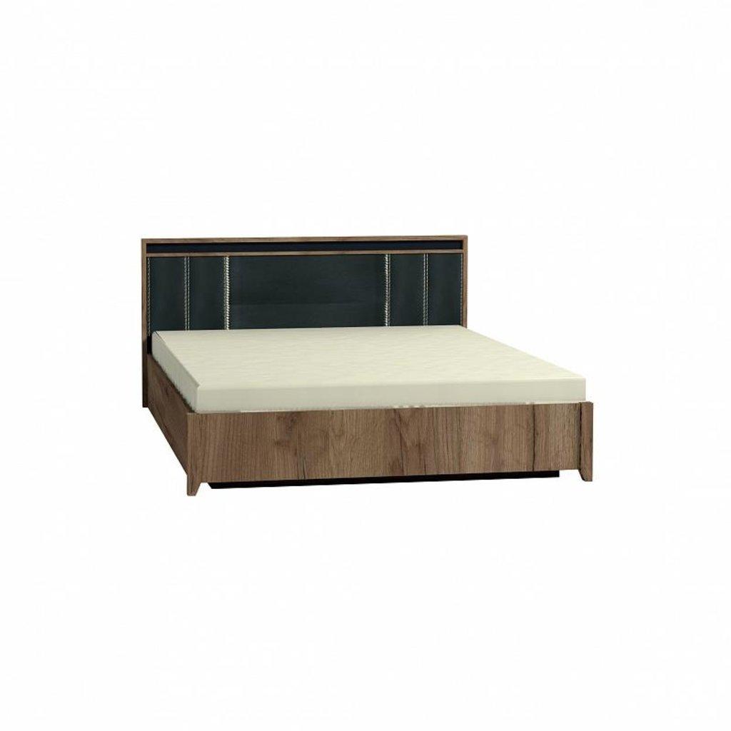 Кровати: Кровать Люкс Nature 306 (1800, мех. подъема) в Стильная мебель