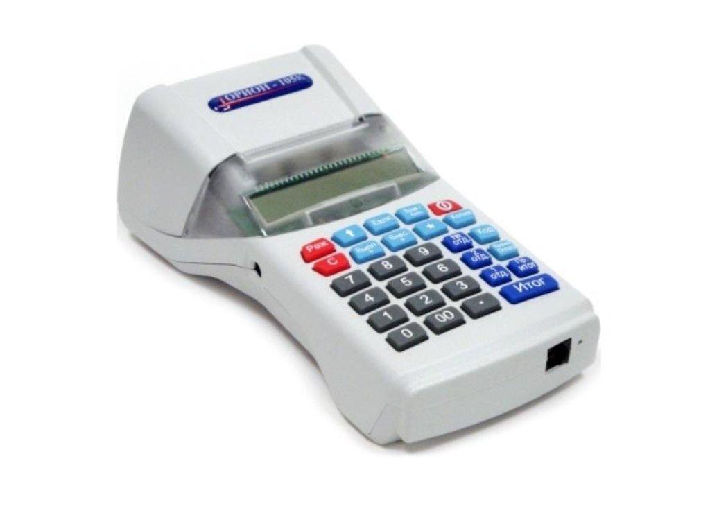 Чекопечатающие машины (ЧПМ): Чекопечатающая машина ОРИОН-105 в Рост-Касс