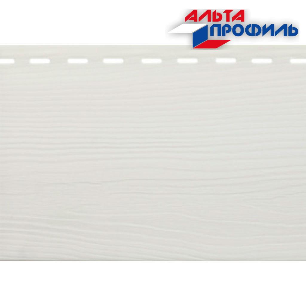 Вспененный сайдинг: Альта-Борд, Стандарт, панель ВС-01 Стандарт белая - 3,00х0,18м., Белый в АНЧАР,  строительные материалы
