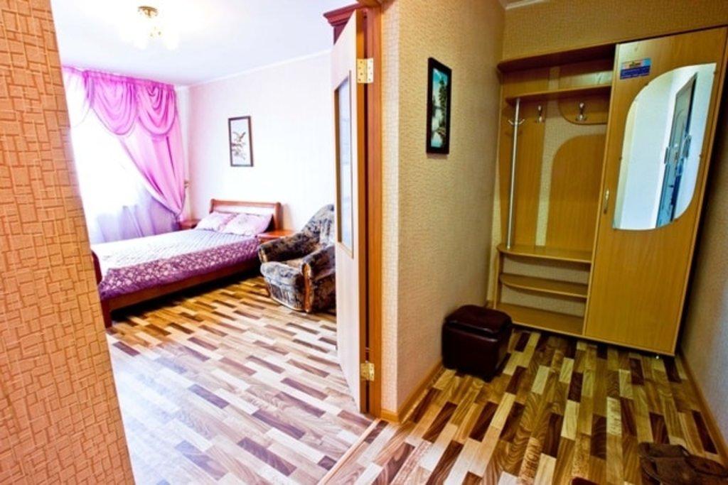 Однокомнатные квартиры: Однокомнатная квартира улица Молокова, 14 (А) в Эдем