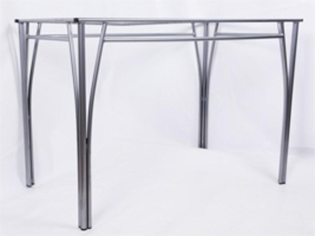 Подстолья для столов.: Подстолье №2 (металлик) в АРТ-МЕБЕЛЬ НН
