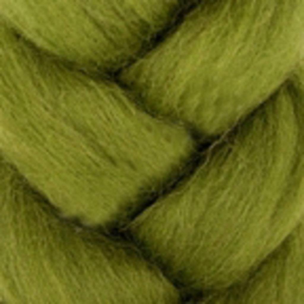 Фелтинг: Шерсть для валяния п/т КАМТ 50г цв.038 оливковый в Шедевр, художественный салон